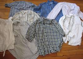 old shirts