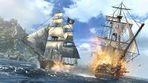 Pirates Vs The Navy