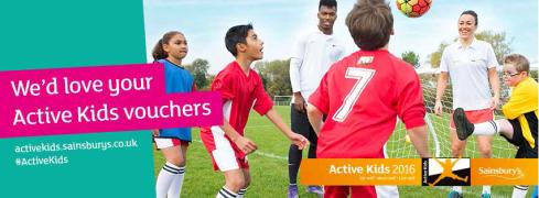 Saqinsburys Active Kids 2016